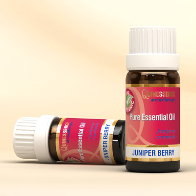 Juniper Berry Essential Oil - Certified Organic
