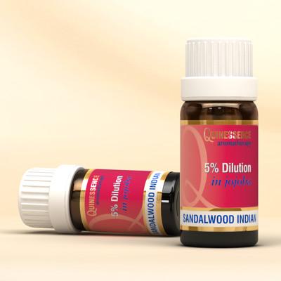 Sandalwood Indian 5% Dilution