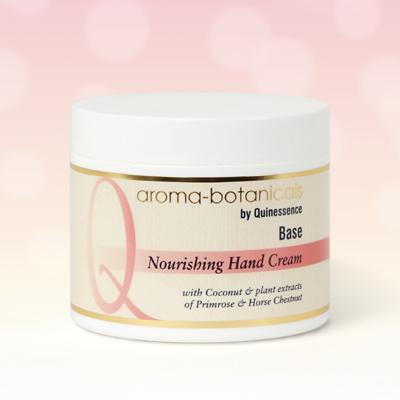 Nourishing Hand Cream Base