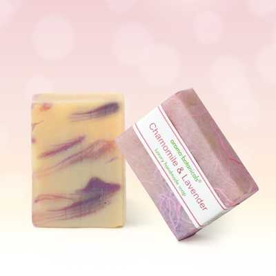 Chamomile & Lavender Aromatherapy Soap