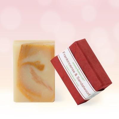 Frankincense & Sandalwood Aromatherapy Soap