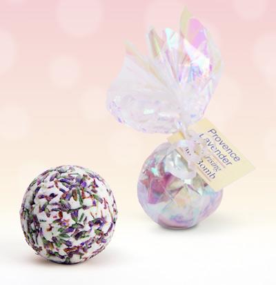 Moisturising Bath Bomb - Lavender Provence
