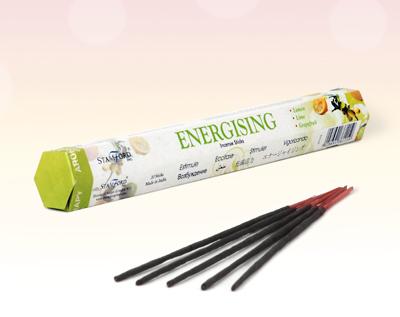 Energising  Aromatherapy Incense Sticks