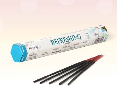 Refreshing Aromatherapy Incense Sticks