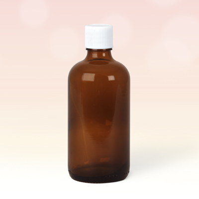 100ml Amber Glass Bottles