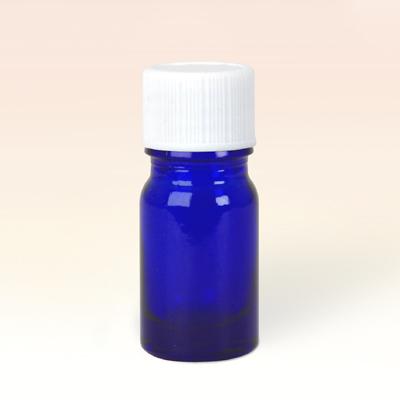5ml Blue Glass Bottles