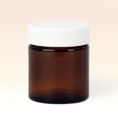 30ml Amber Glass Jars