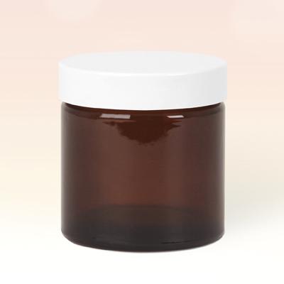 50ml Amber Glass Jars