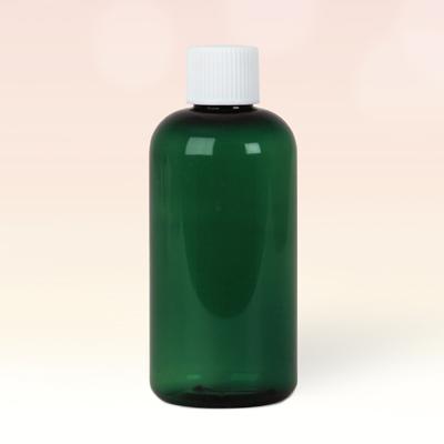 100ml Emerald Green Plastic Bottle
