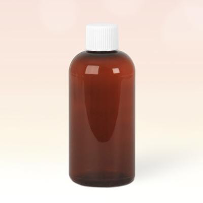 100ml Amber Plastic Bottle