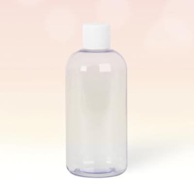 250ml Clear Plastic Bottle