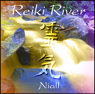 Reiki River CD