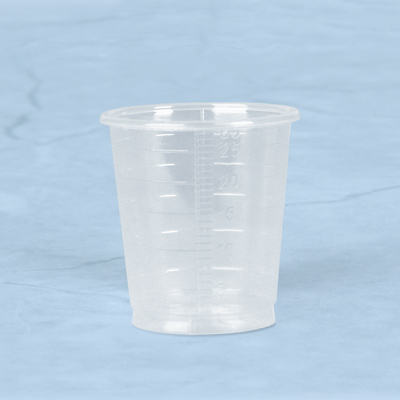 Plastic Measuring/Mixing cup 30ml
