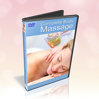 Complete Body Massage DVD