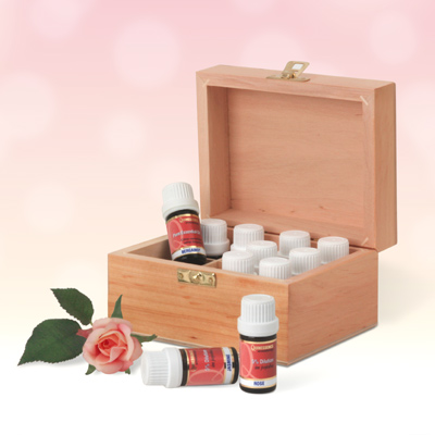 Essential Oil Kit (12 x 5ml Oils)