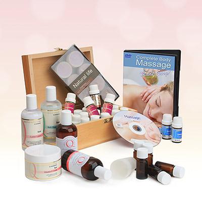 Large Aromatherapy Starter Kit