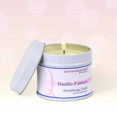 Aroma-botanicals 'Vanilla Fantasy' Candle