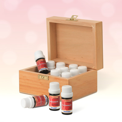 Summer Sizzler Essential Oil Kit + FREE Box