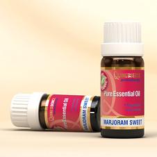 Marjoram Sweet Essential Oil - Certified Organic