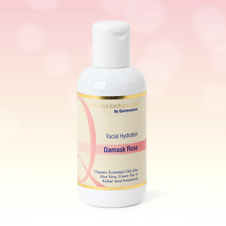 Damask Rose Facial Hydrating Lotion