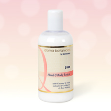 Hand & Body Lotion Base