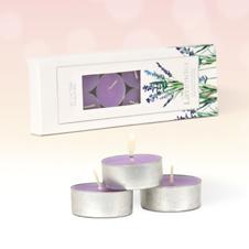 Lavender Tealights (12 Pack)