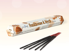 Frankincense & Myrrh Incense Sticks