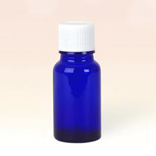 10ml Blue Glass Bottles