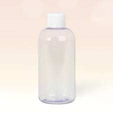 100ml Clear Plastic Bottle