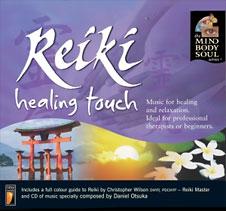 Reiki Healing Touch CD