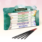 Aromatherapy Incense Gift Pack Set