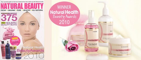 Aromatherapy Awards