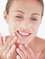 Cleansing is vital for healthy skin