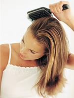 DIY aromatherapy hair care