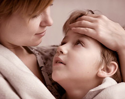Aromatherapy massage may help autistic children