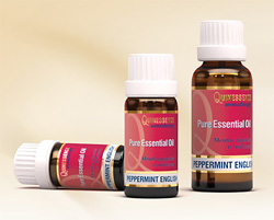 Essential oils from Quinessence