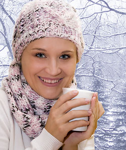 Protect your skin from the ravages of winter