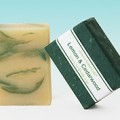 Lemongrass and Cedarwood aromatherapy soap
