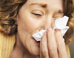 Essential oils to help ease colds