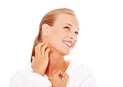 Eczema relief with essential oils