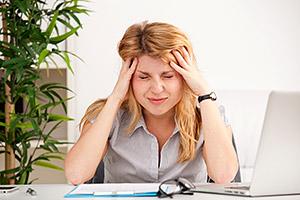 Essential oils can cure headaches