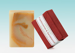 Frankincense & Sandalwood Soap