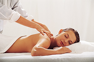 Study shows that massage can be helpful with depression
