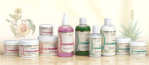 Aroma-botanicals natural skin care