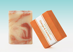 Orange, Cardamon & Shea Butter Soap