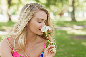 Aromatherapy And The Sense Of Smell