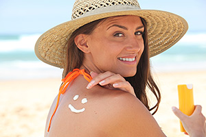 How To Avoid Sun Damaged Skin