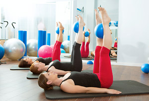Combating Stress Using Essential Oils With Pilates