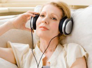 Music and sound can help alleviate stress and anxiety