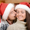 Enjoy a romantic Christmas using your essential oils